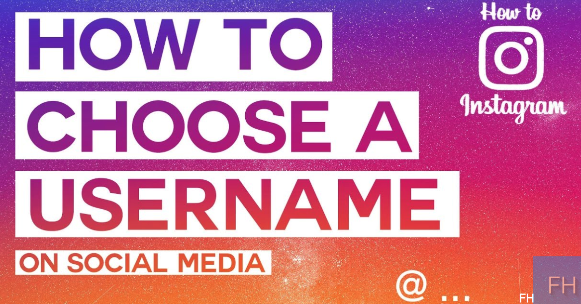 3000+ Best Instagram Usernames For Instagram Users [Hand Picked]